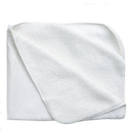 Noggi Noggi White Sherpa Blanket