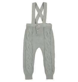 Coco Blanc Coco Blanc Cabled Long Romper
