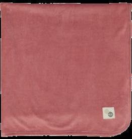 Kipp Kipp Velour Blanket Pink