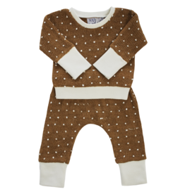 Kipp Kipp Knit Dot Set