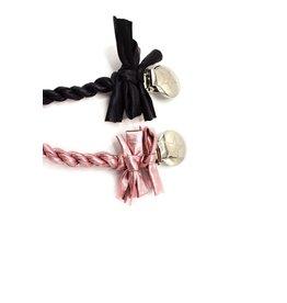 Petite Blonde Petite Blonde Metallic Bow
