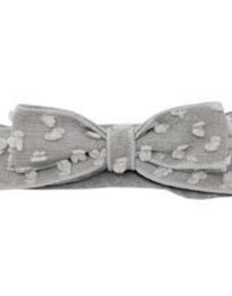 Bandeau Bandeau Dotted Wool Baby Band