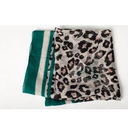 Ana & Ava Ana & Ava Leopard Tichel