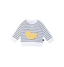 Huxbaby Huxbaby Banana Stripe Sweatshirt