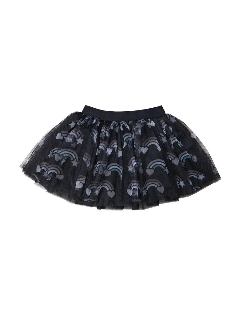 Huxbaby Huxbaby Rainbow Tulle Skirt
