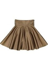Teela Teela Circle Metallic Skirt