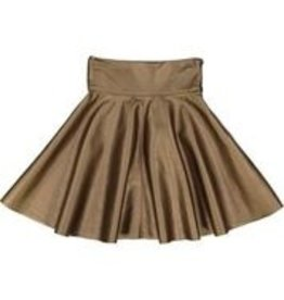Teela Teela Circle Metallic Skirt