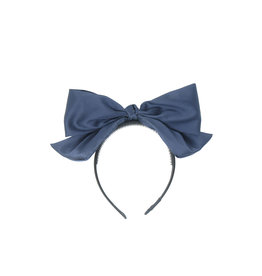 Bandeau Bandeau Silk Bow Headband