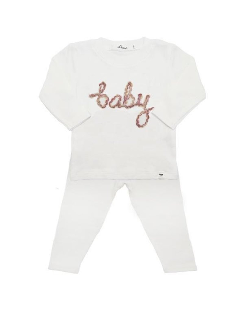 """oh baby! Oh Baby """"Baby"""" Two Piece Set"""