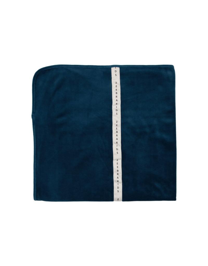 Zeebra Zeebra Signature Velvet Blanket