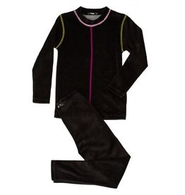 Noggi Noggi Girls Mohair Stitched Lounge Wear Set
