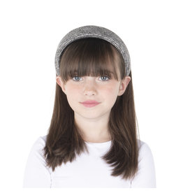 DaCee Dacee Solid Ribbed Knit Padded Headband 1.5""