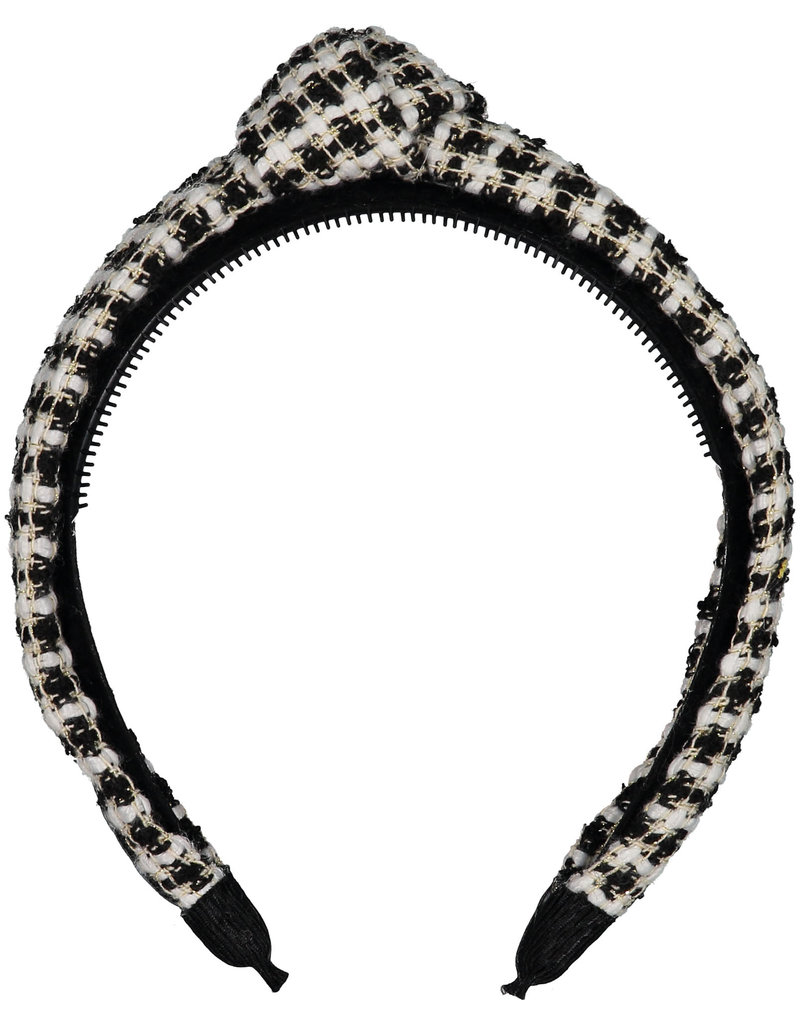 Knot Knot Tweed Headband