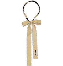 Knot Knot Metallic Fringe Headband