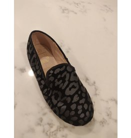 Zeebra Zeebra Granite Black Loafer Suede Pebble Collection