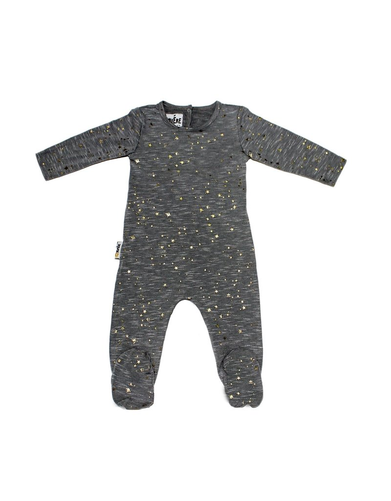 Maniere Maneire Star Embellished Footie