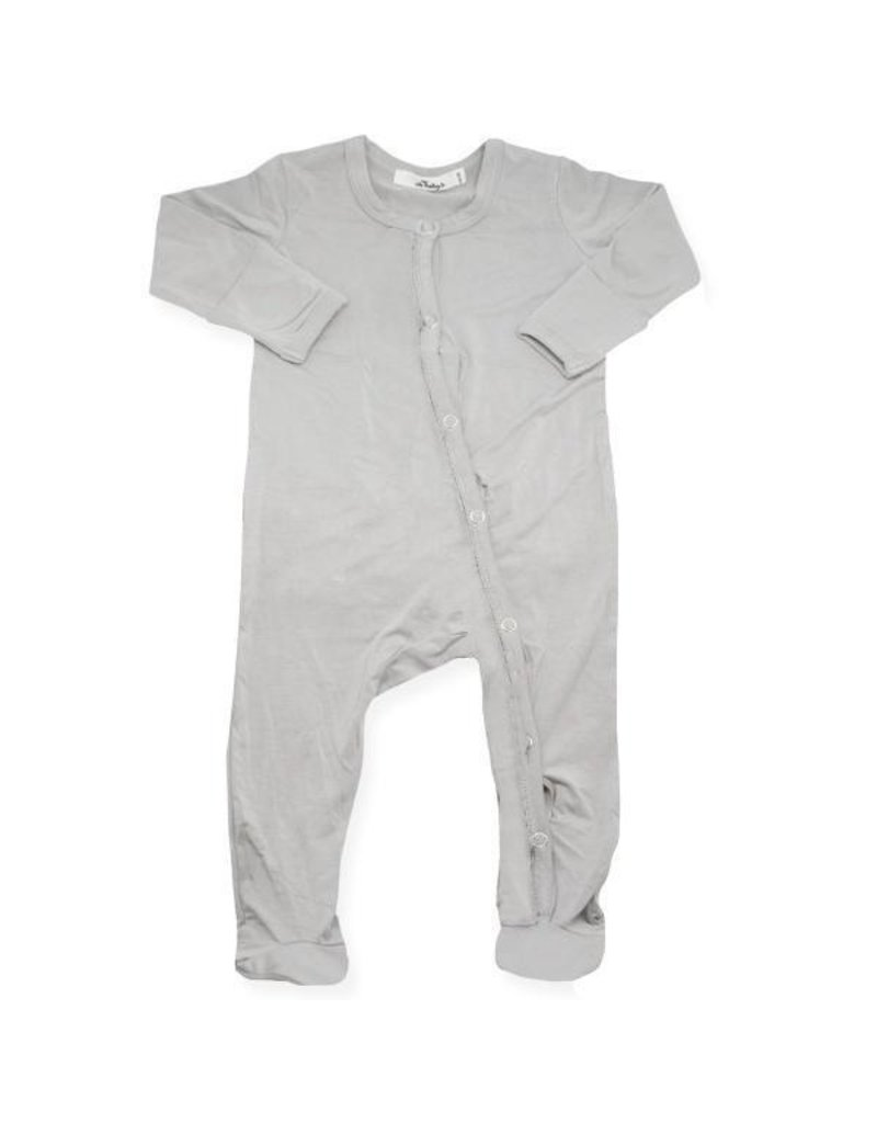 oh baby! Oh Baby Bamboo Footie Onesie