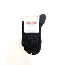 Condor Condor Lurex Ribbed Sock 3220/4