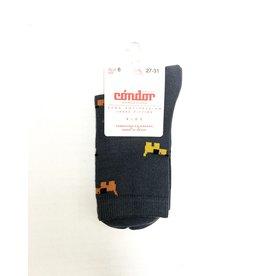 Condor Condor Dog Print Sock 3858/4