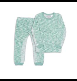 Coccoli Coccoli Velour Marble Knit Pajama