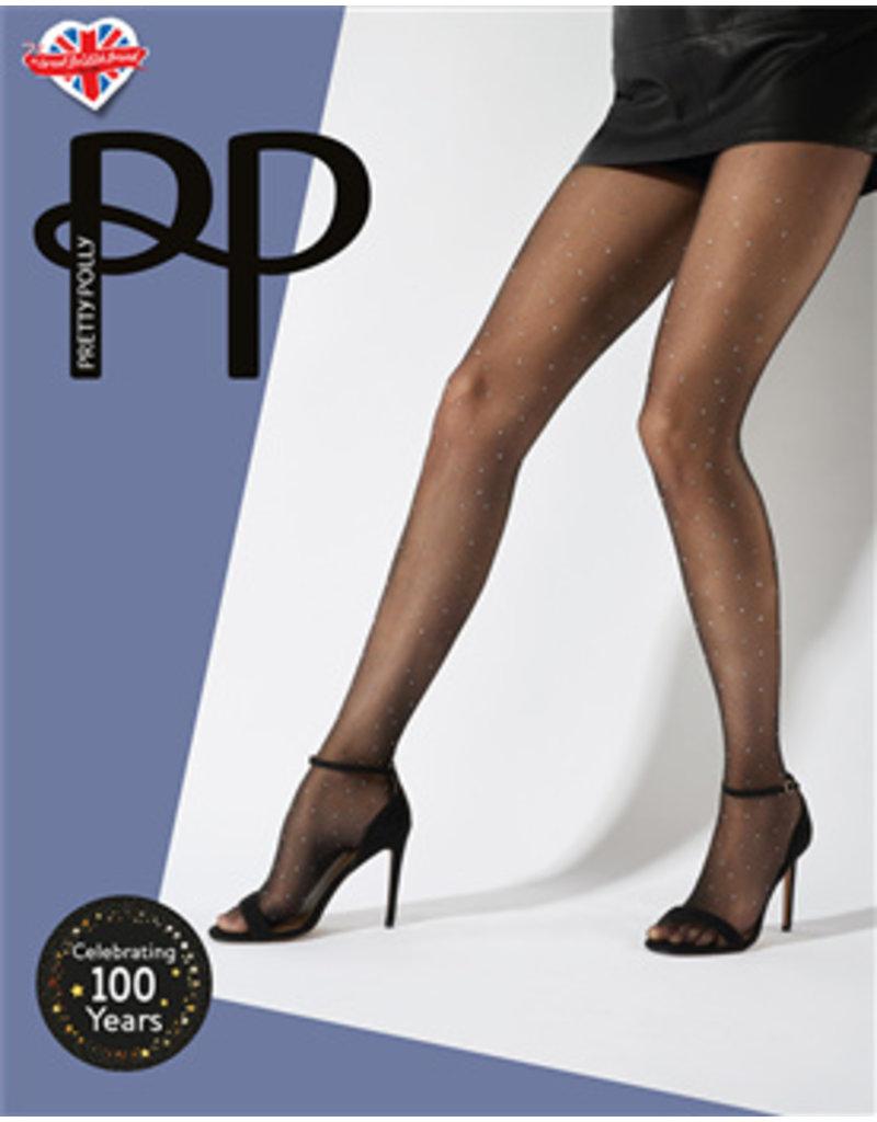 Pretty Polly Pretty Polly Lurex Pinspot Tight PNAWB8