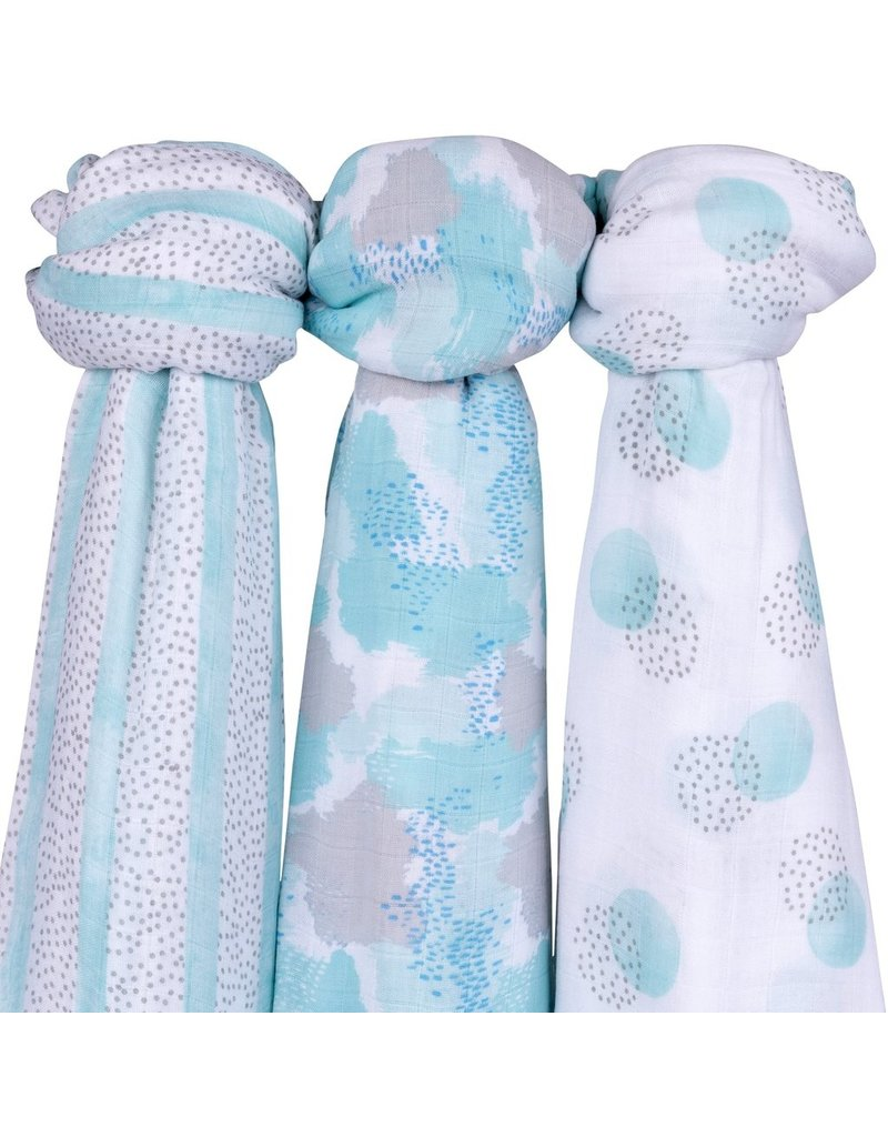 Ely Baby Ely Baby Muslin Bamboo Swaddle