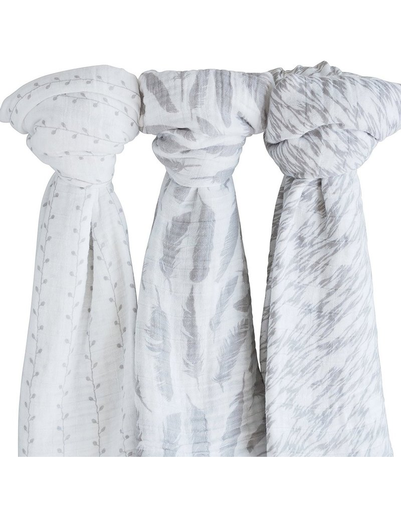 Ely Baby Ely Baby Cotton Muslin Swaddle