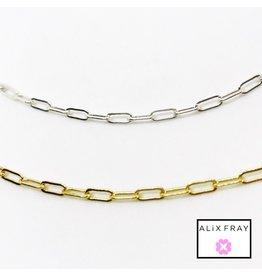Alix Fray Alix Fray Open Link Bracelet