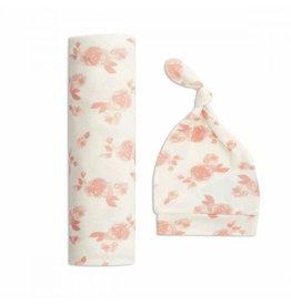 Aden + Anais Aden + Anais Snuggle Knit Swaddle Gift Set