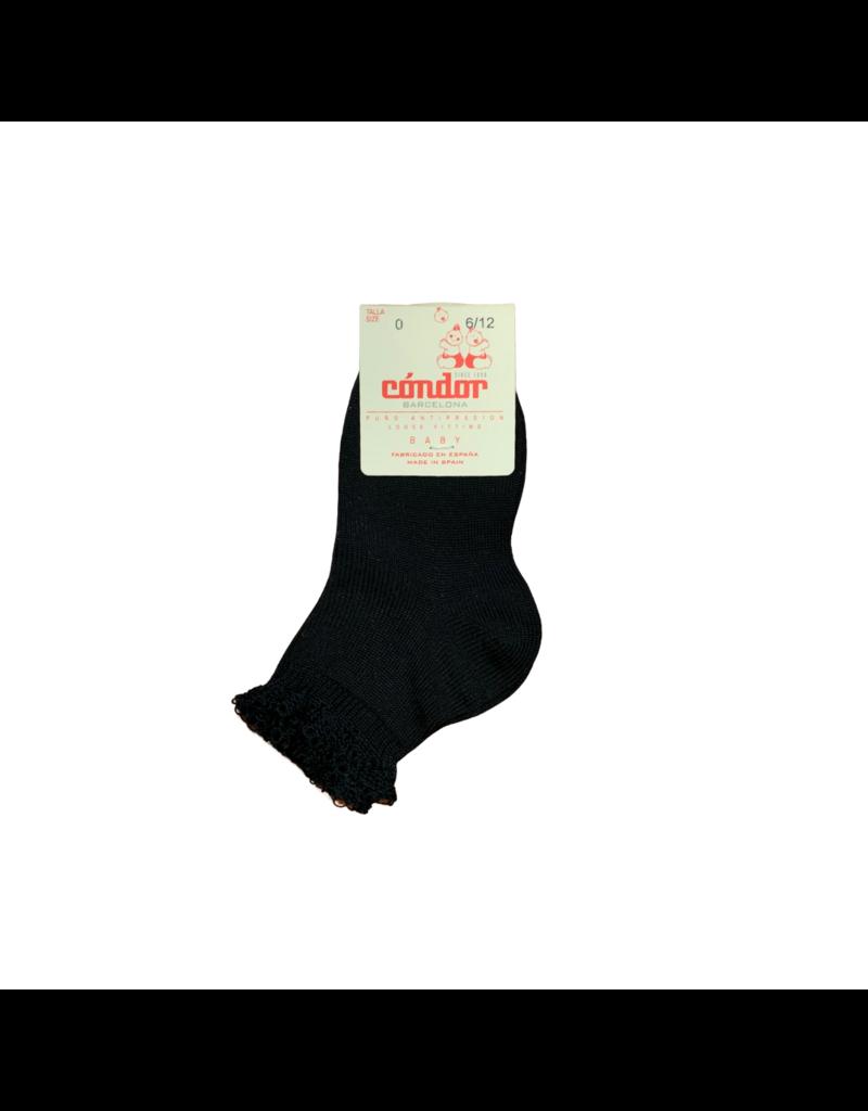 Condor Condor Fine Anklet w/ Crochet Cuff - 2362/4