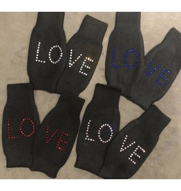 Best Beanies Studded Love Gloves