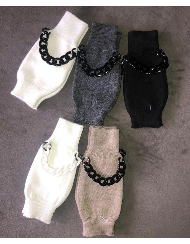 Best Beanies Best Beanies Chain Gloves