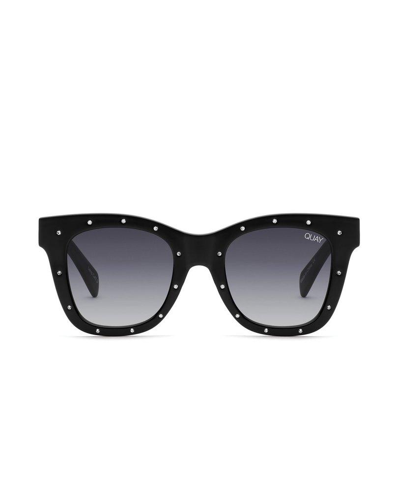 Quay Quay After Hours Rhinestone Sunglasses