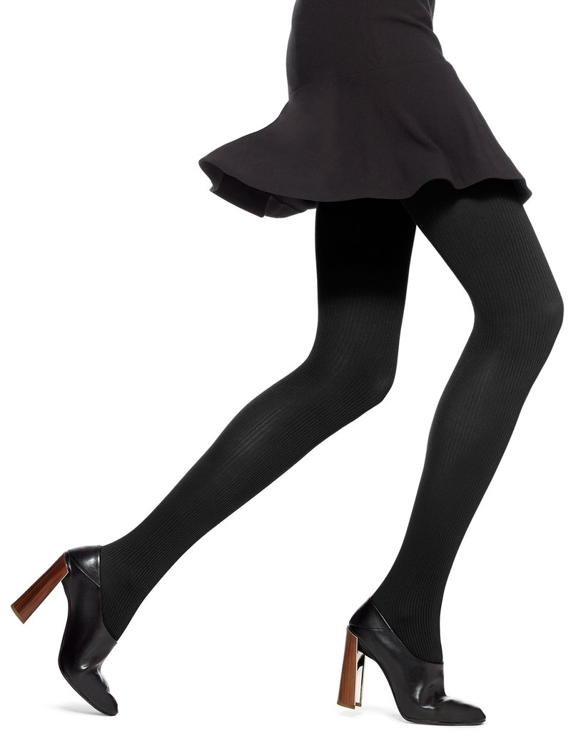 Hue HUE Classic Ribbed CT Tights - U11924