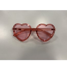 Bari Lynn Bari Lynn Heart Shaped Sunglasses