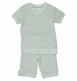 Coco Blanc Coco Blanc Short Terry Pajama