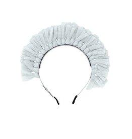 Bandeau Bandeau Sparkle Tulle Tiara Headband