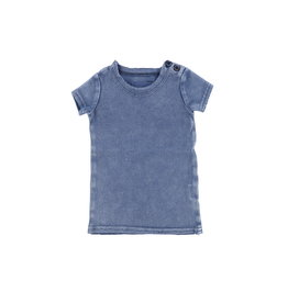lil legs Lil Legs Short Sleeve Ribbed T-Shirt
