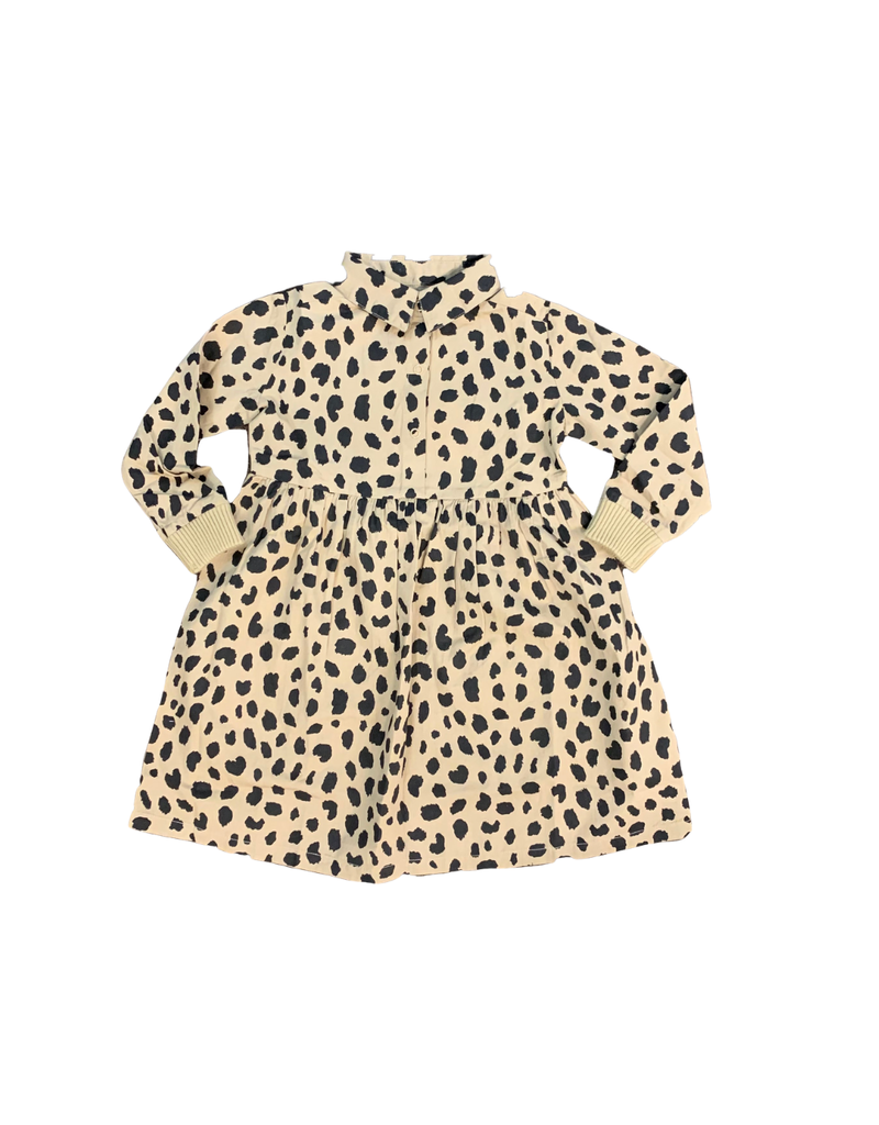 Huxbaby Hux Animal Spot Shirt Dress