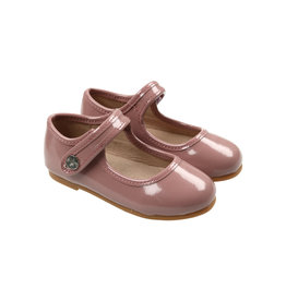 Zeebra Zeebra Patent Leather Mary Jane
