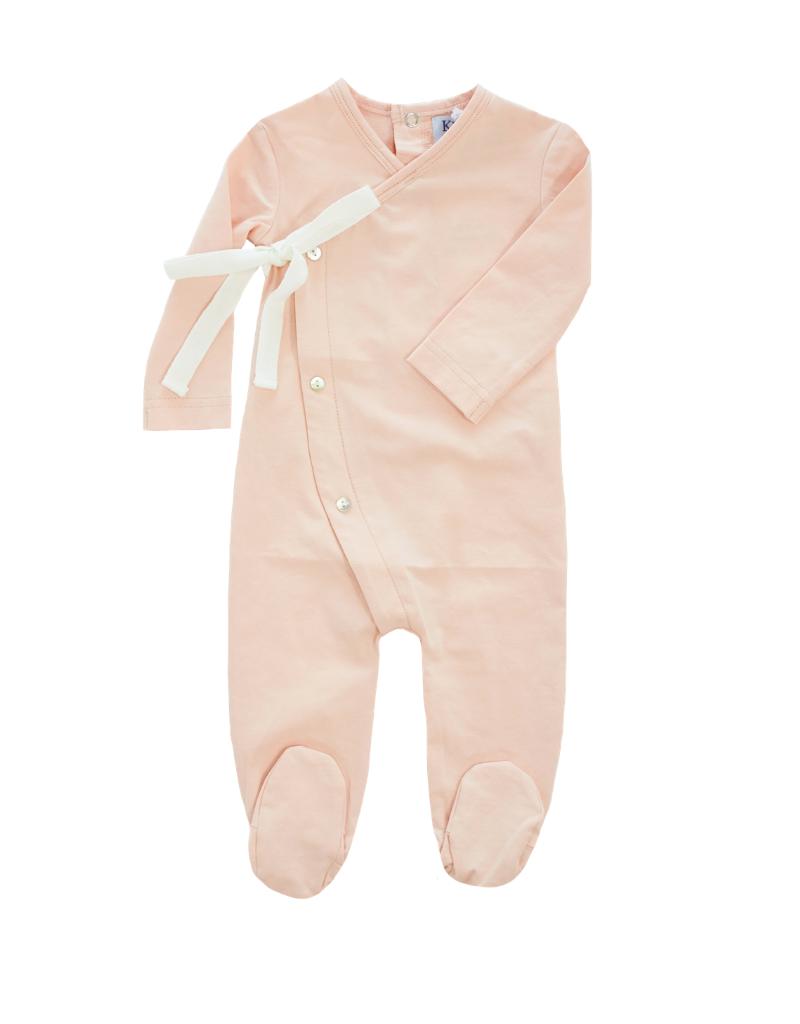 Kipp Kipp Baby Cotton Wrap Romper