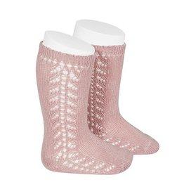 Condor Condor Side Crochet Knee Sock 2592/2
