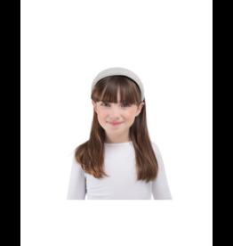 DaCee Dacee Glitter Ribbed Padded Headband