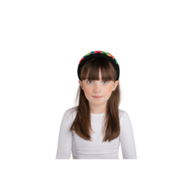 DaCee Dacee Shoelace Padded Headband