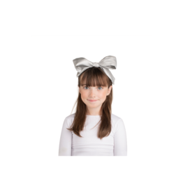 DaCee Dacee Silk Bow Headband