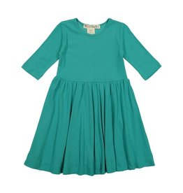 Teela Teela Rib Waisted Dress