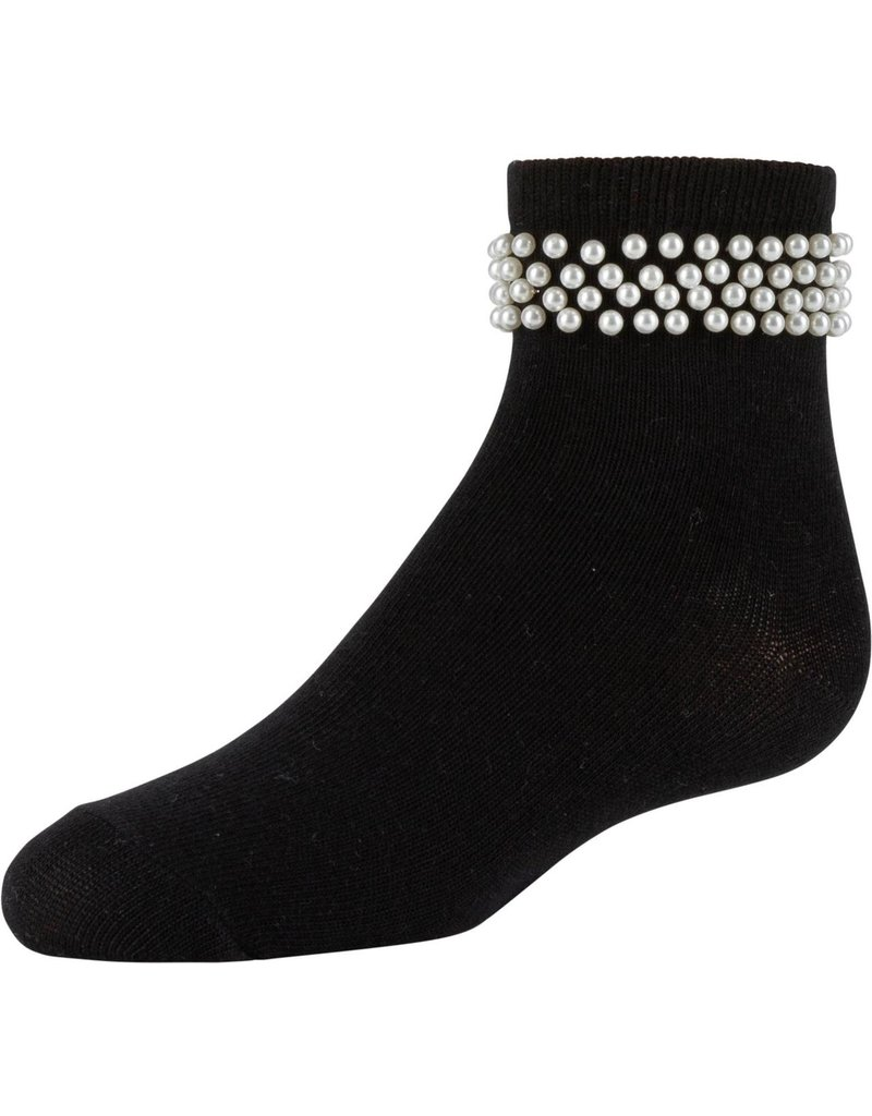 Zubii Zubii Strands of Pearl Ankle