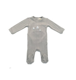Lux Lux Baby Romper w/ Wand Applique