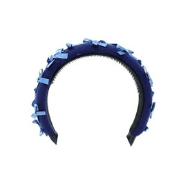 Bandeau Bandeau Padded Headband With Ribbon