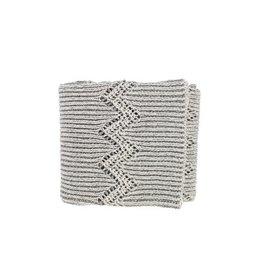 Spool Spool Zig Zag Knit Blanket
